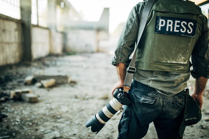 Reporter wojenny